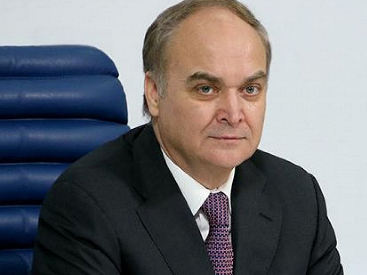 Посол России в США Анатолий Антонов вылетел в Вашингтон