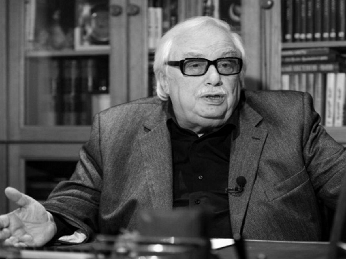 Умер журналист и один из создателей программы «Взгляд» Анатолий Лысенко
