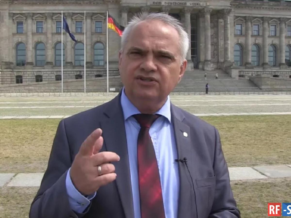 Депутат бундестага о Nord Stream 2