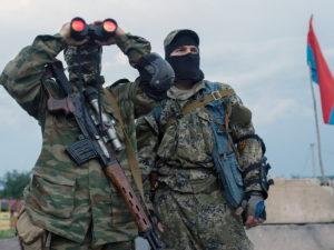 На Донбассе погибли пятеро ополченцев при нападении украинских диверсантов