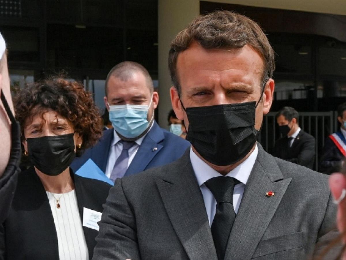 """""""Это позор!"""": жители Франции назвали пощечину Макрону унижением страны, но сам он так не считает"""