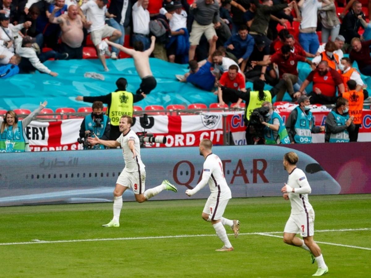 Англия вышла в четвертьфинал Евро-2020, обыграв Германию