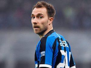 Эриксену грозит запрет играть в Италии из-за установленного дефибриллятора