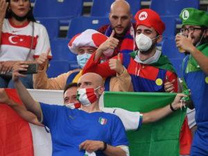 В Риме матчем Италия - Турция открылся Евро-2020