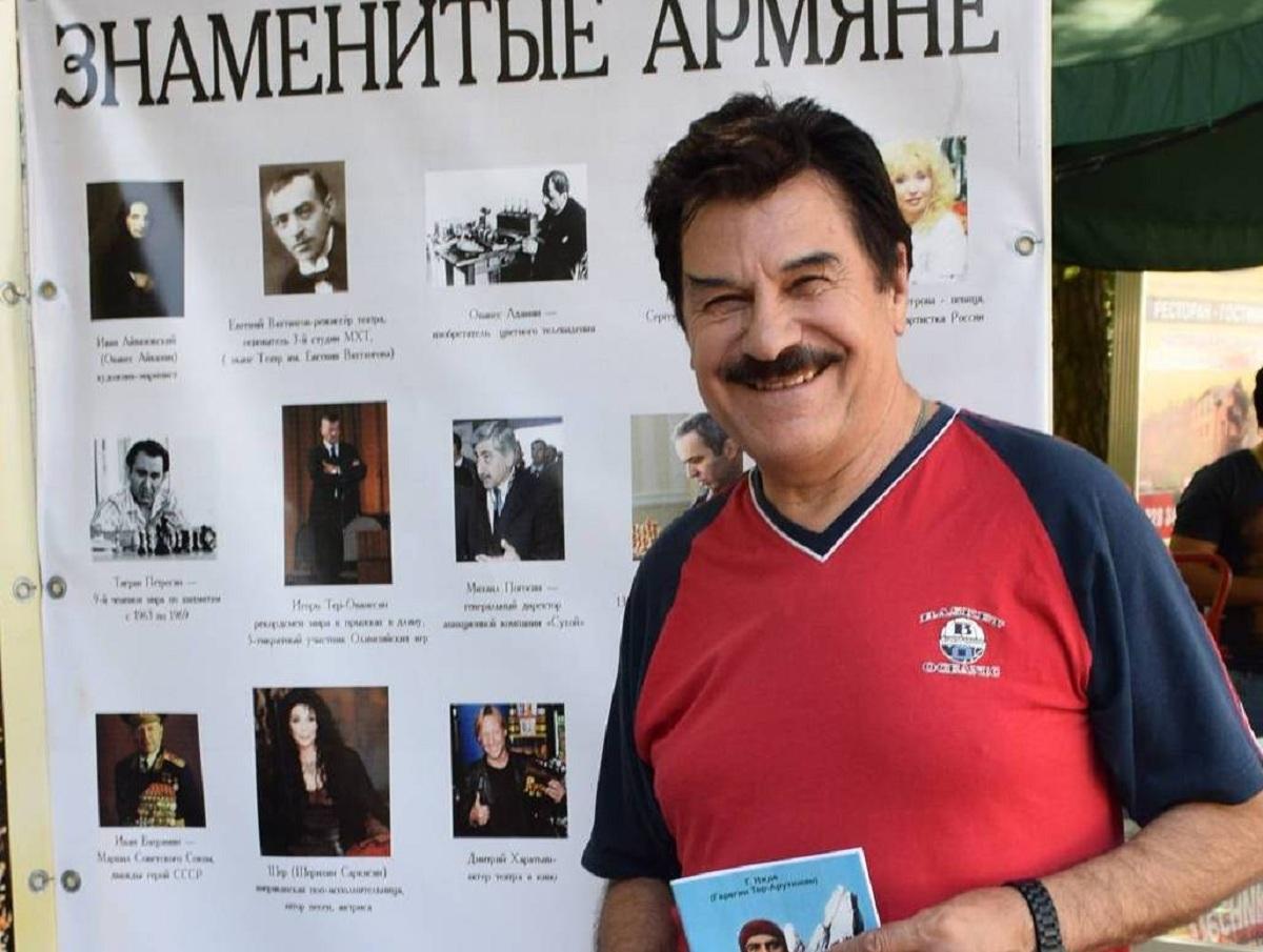 Основатель группы «Доктор Ватсон» Георгий Мамиконов умер от коронавируса