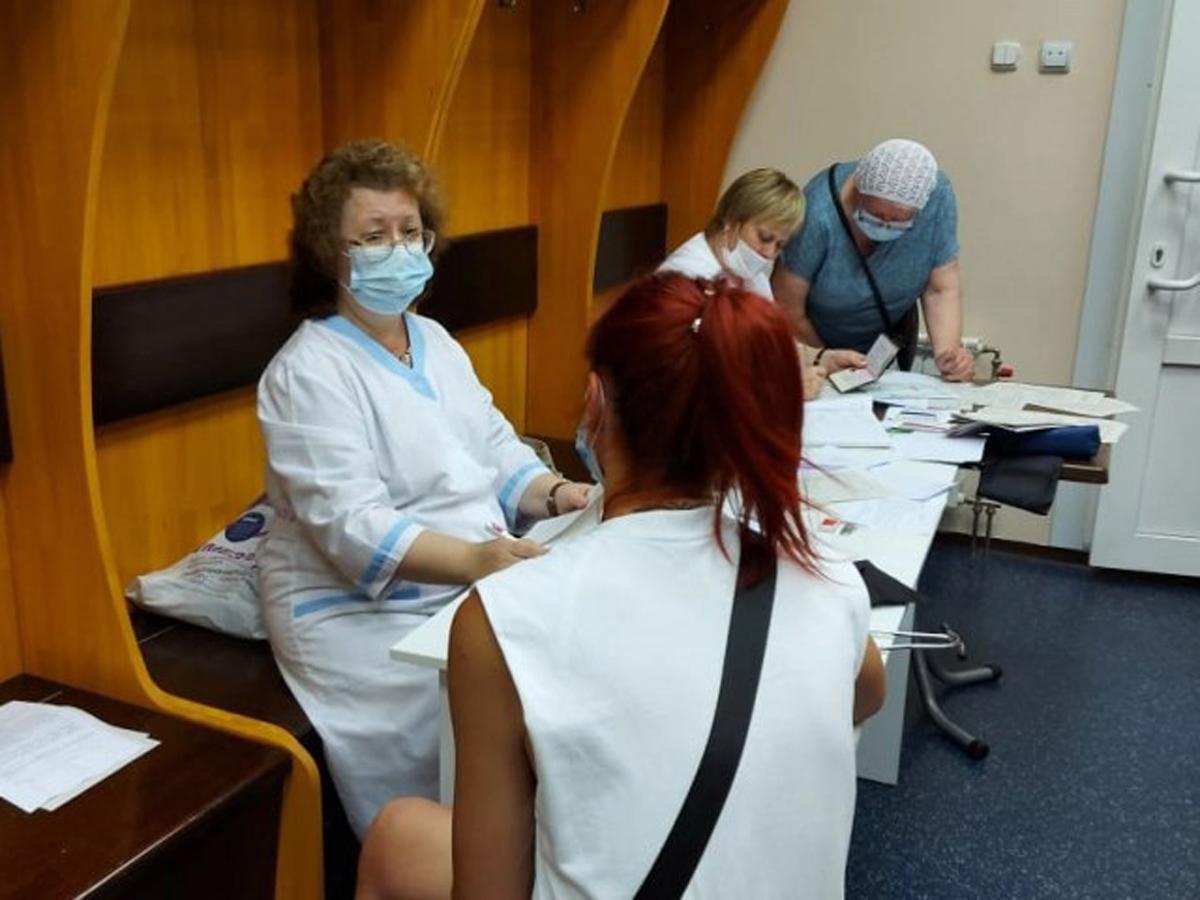 Хабаровский край вакцинация