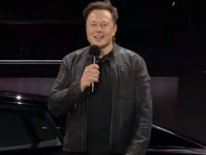 Илон Маск презентовал самую быструю Tesla за $130 тысяч