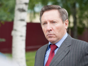 Сенатор Олег Королев