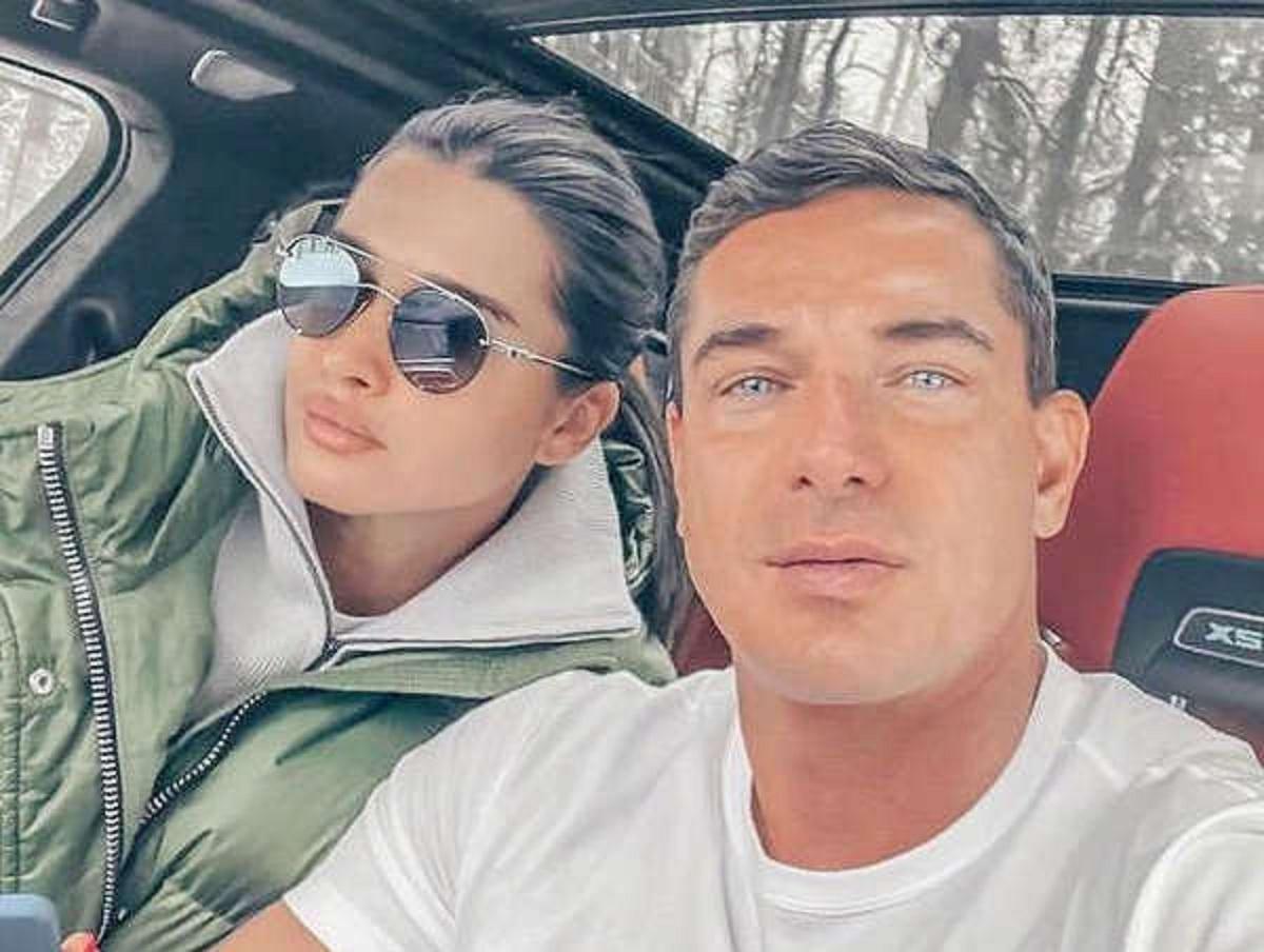 «Сидела как мышь»: муж Ксении Бородиной угрожает девушке, снявшей его на видео с другой