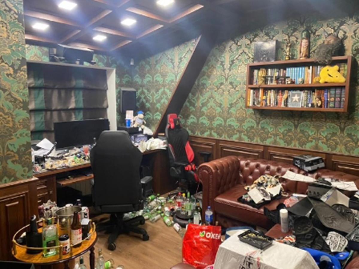 Квартира Юрия Хованского