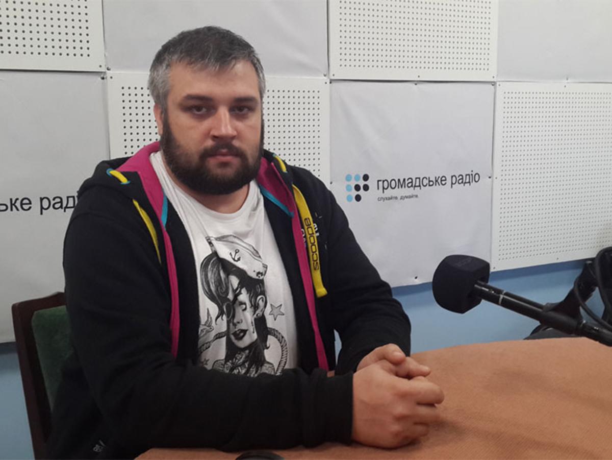 Виктор Майстренко