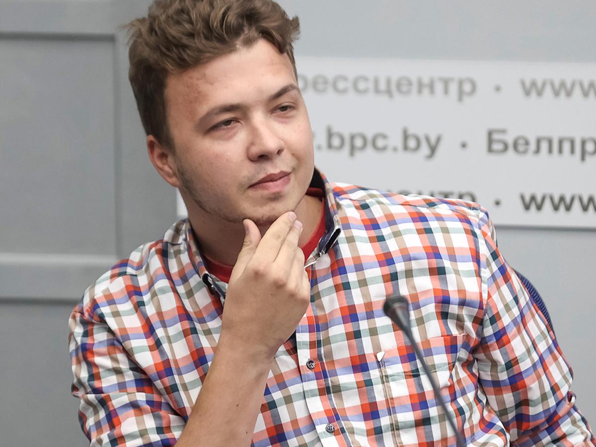 Мать Протасевича о сыне
