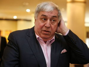 Бизнесмен Михаил Гуцериев попал под санкции ЕС из-за дружбы с Лукашенко