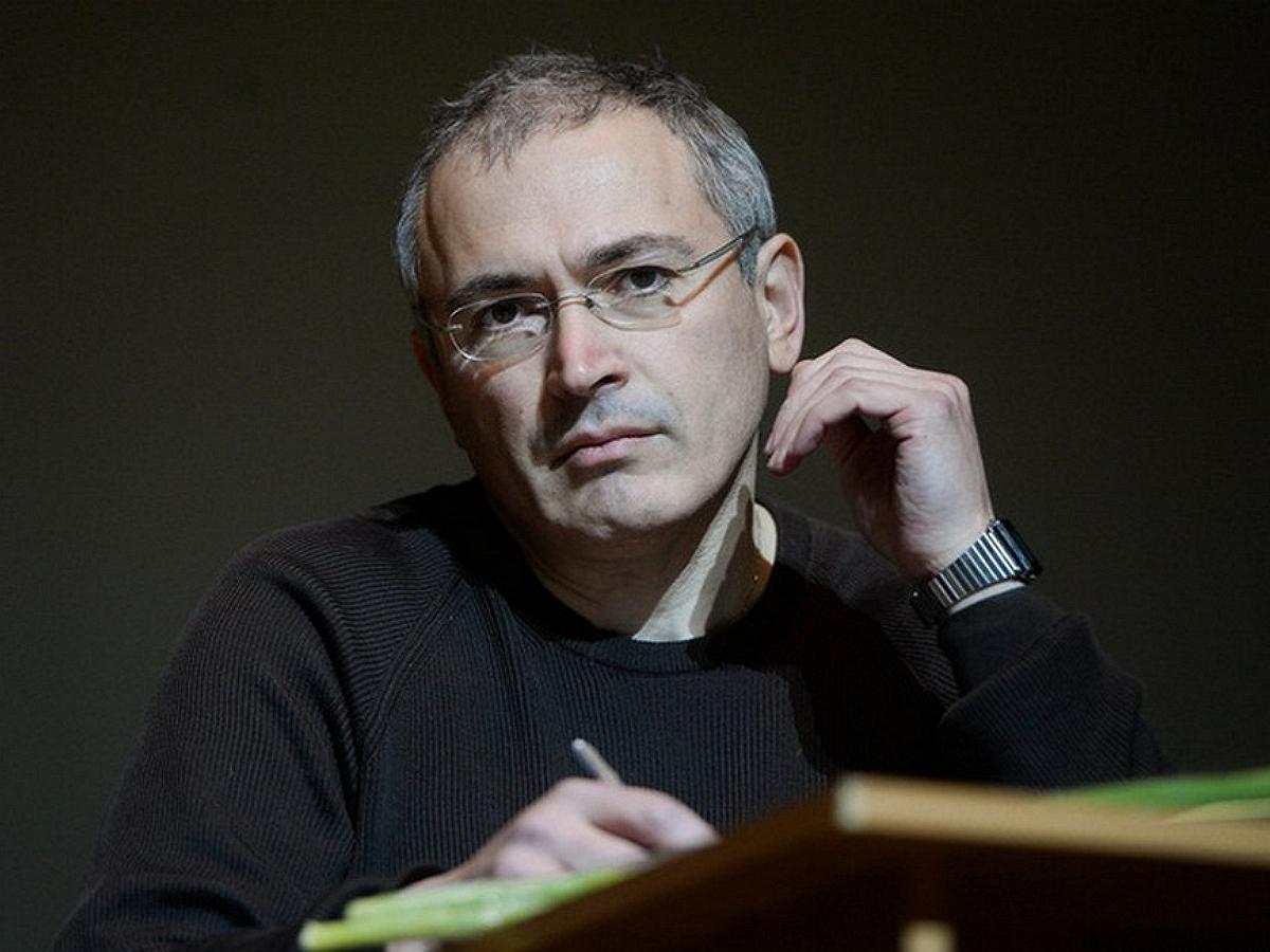 В России приняли меры против проекта Ходорковского