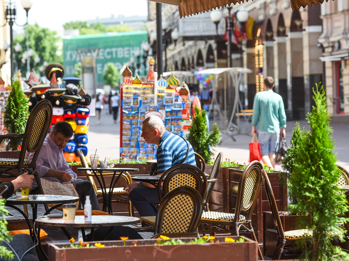 Москва ковид летние веранды