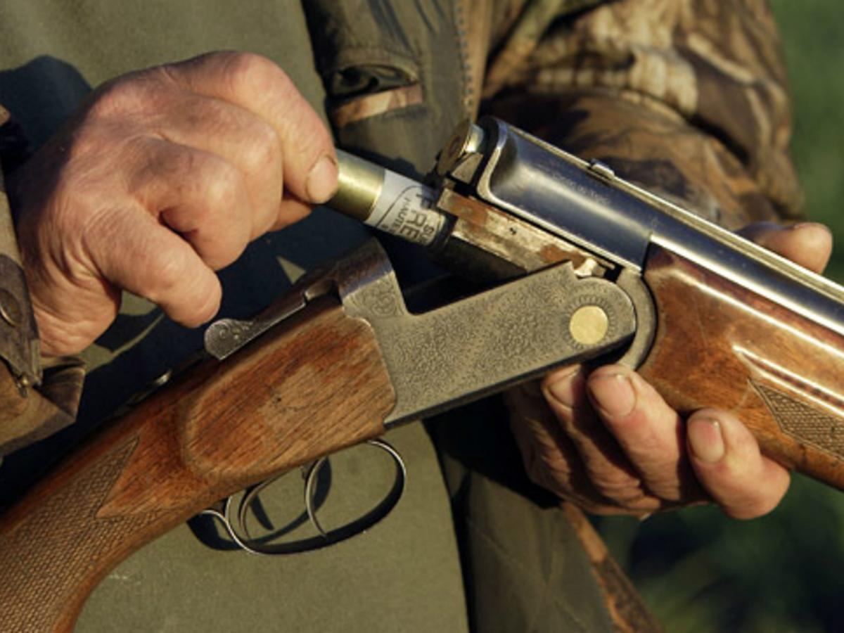 Убийство на охоте