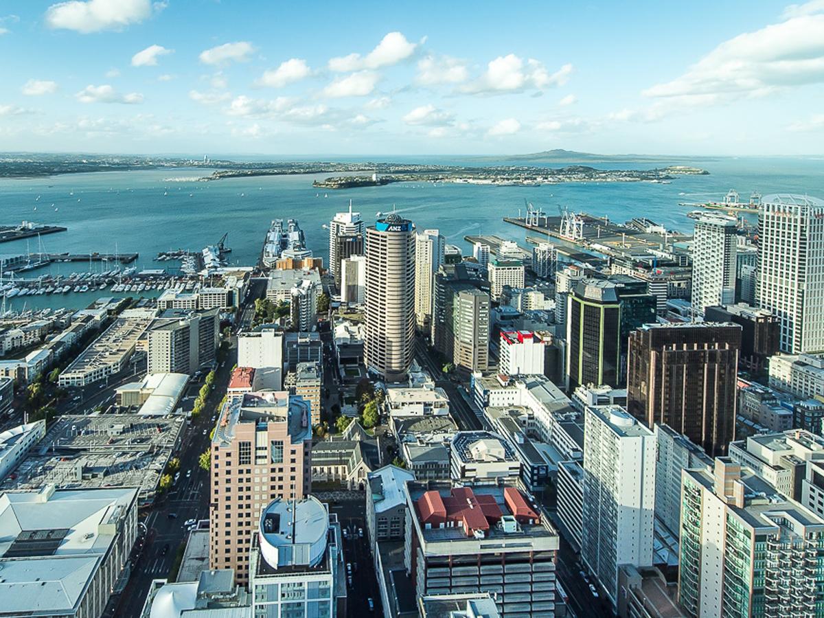 Окленд лучшие города