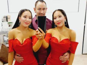 «Самые одинаковые близнецы» нашли одного возлюбленного на двоих