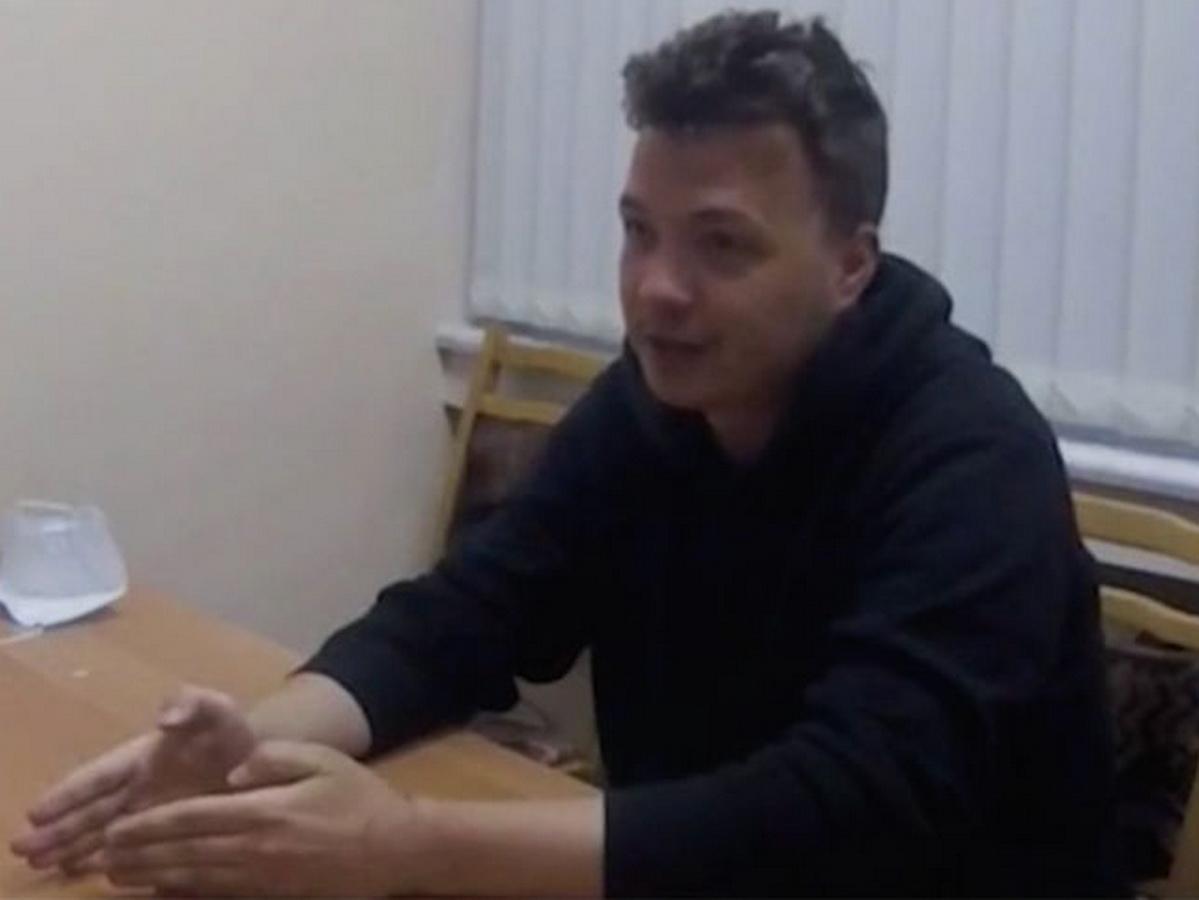 Допрос Протасевича