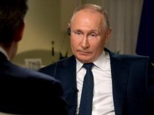 Путин интервью NBC