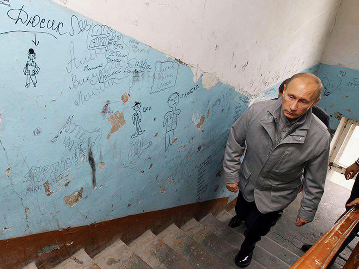 Путин рассказал, кем пришлось подрабатывать его матери, чтобы содержать семью (ВИДЕО)