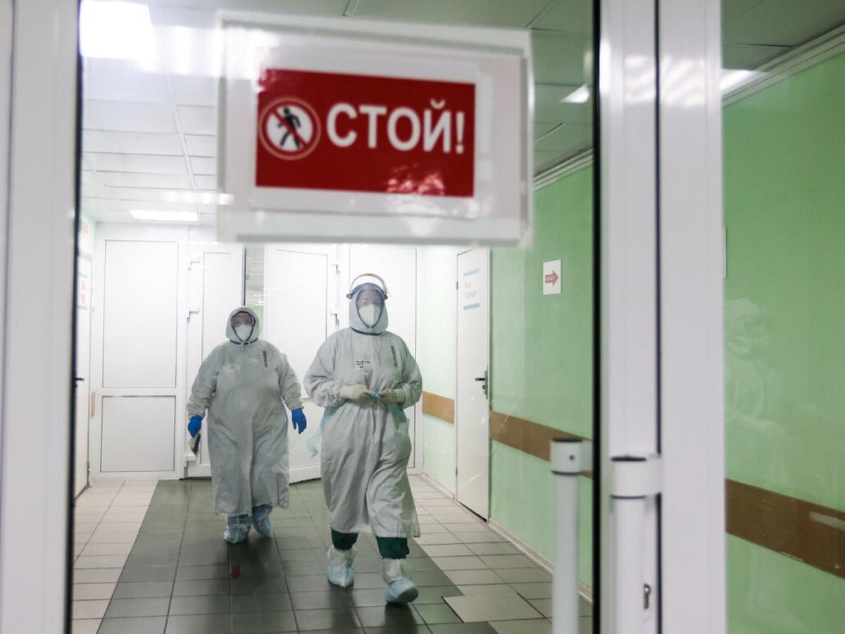 РФ коронавирус умерли 652 человека