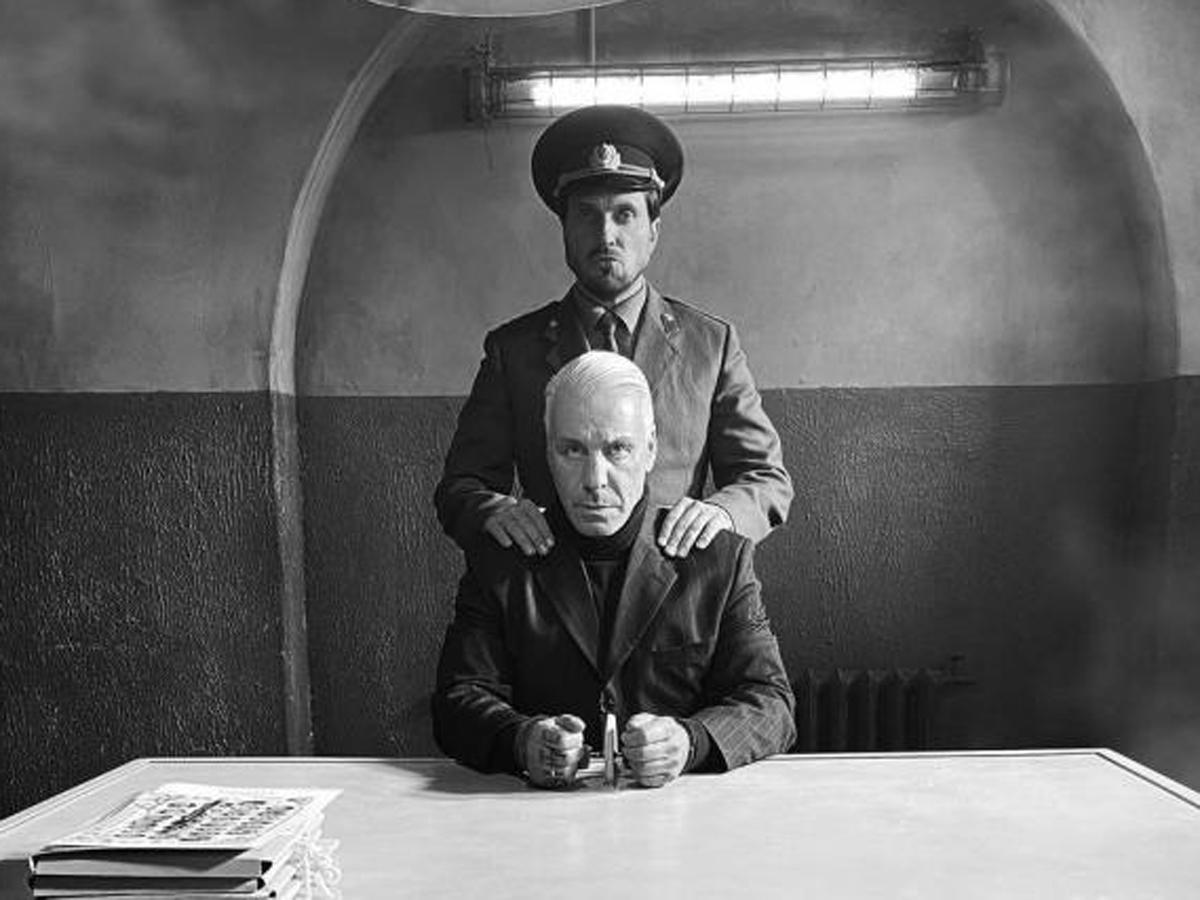 Rammstein клип сРеввой