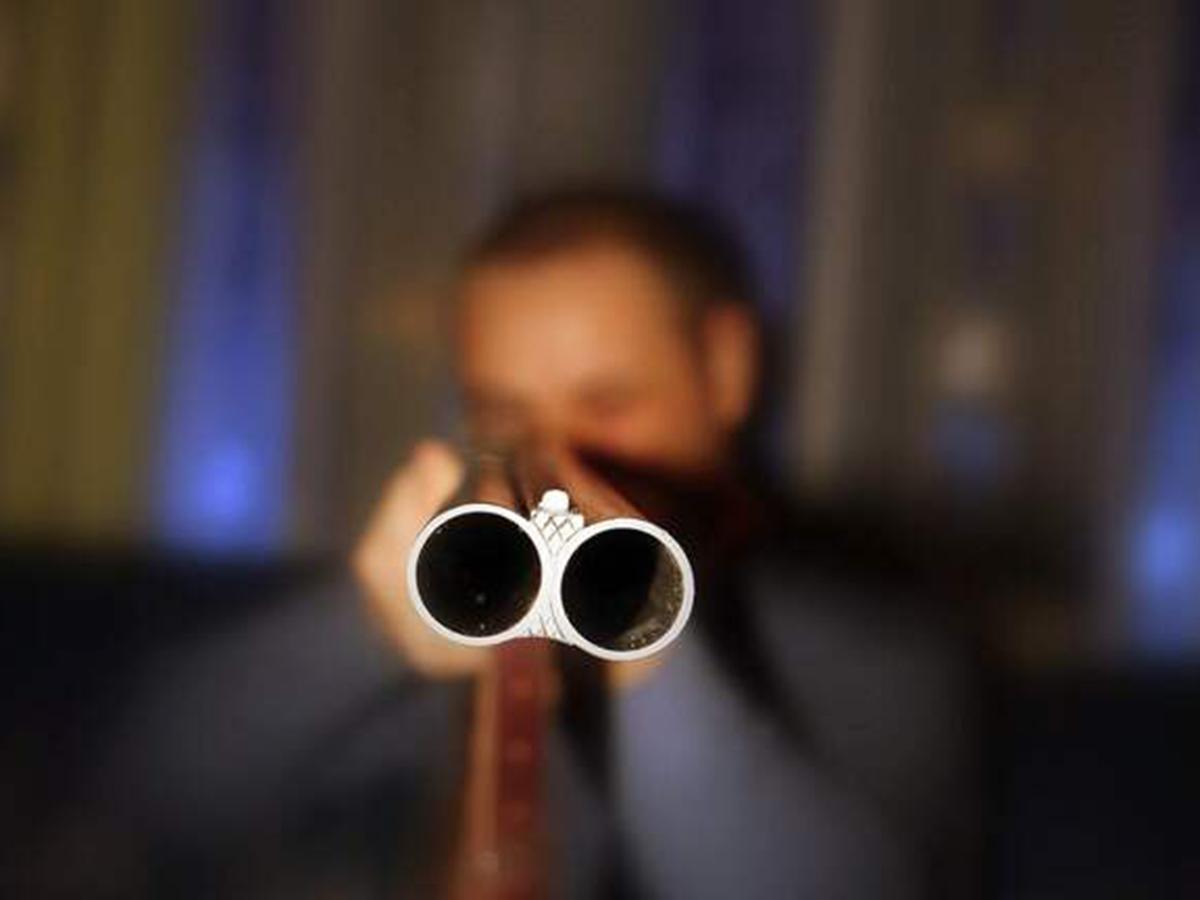 В Ивановской области мужчина расстрелял коллекторов