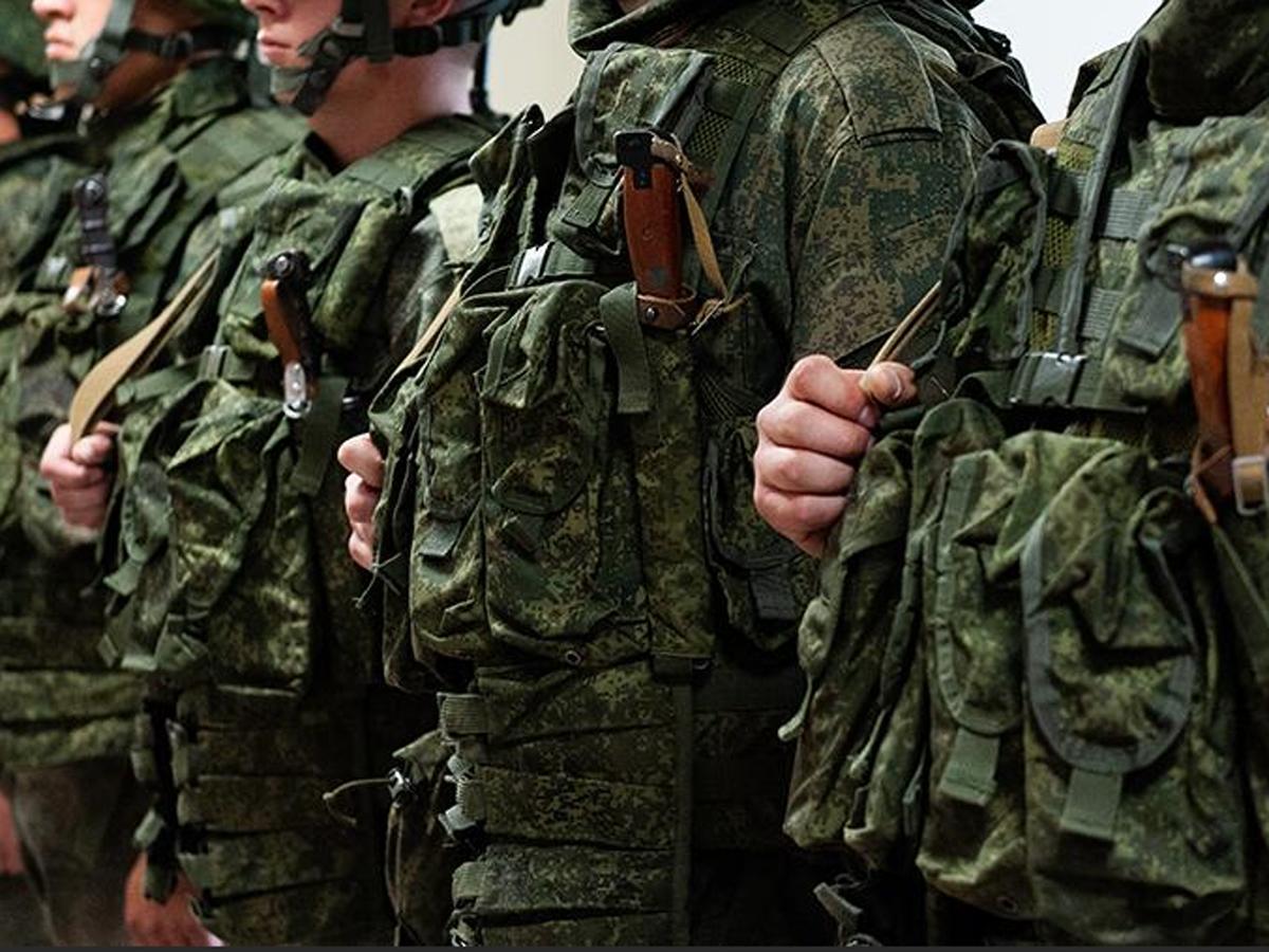 Шойгу 20 воинских частей