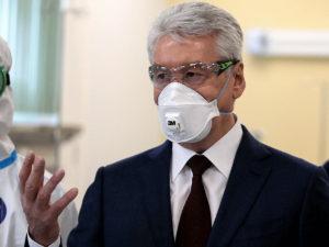 Собянин сообщил о повторных случаях заболевания в Москве COVID-19 из-за индийского штамма