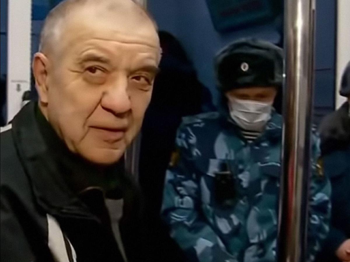 Скопинский маньяк Виктор Мохов