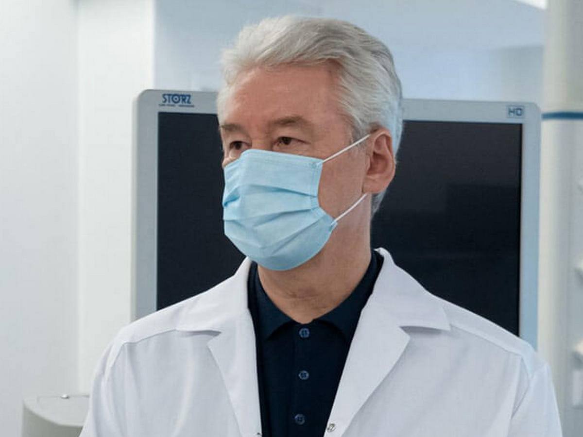 Собянин заявил о десятикратном росте желающих привиться от коронавируса