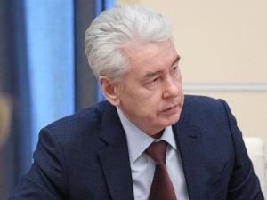 Собянин объявил нерабочие дни в Москве
