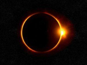 Видео солнечного затмения отметили лайками около 9 тыс. человек