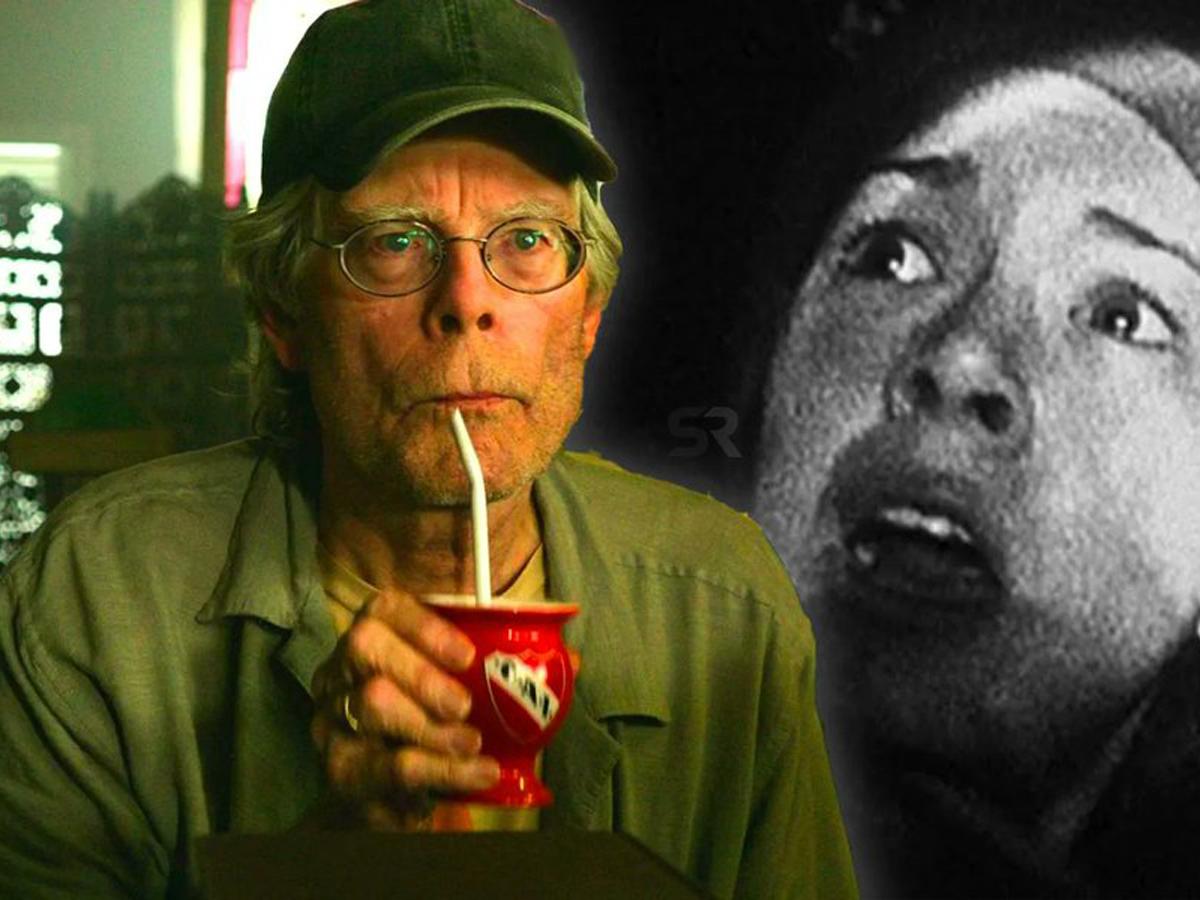 Стивен Кинг самый страшный ужастик