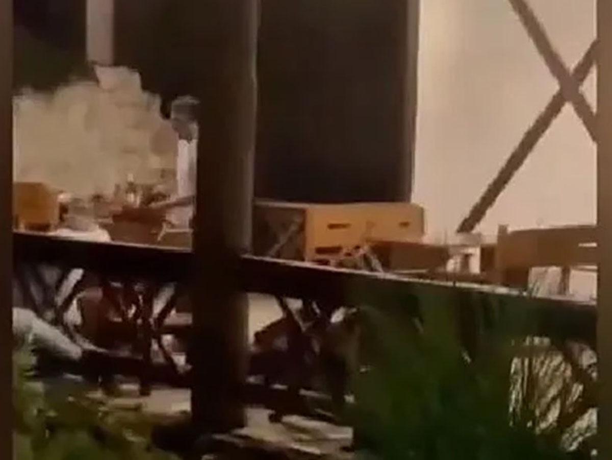 Стрельба по российским туристам в Абхазии