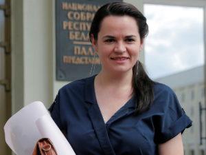 Тихановская отреагировала на угрозы высылки из Польши в Москву