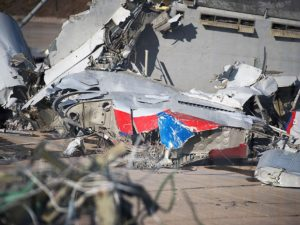 Родные жертв авиакатастрофы Ту-154 под Сочи обратились в ЕСПЧ