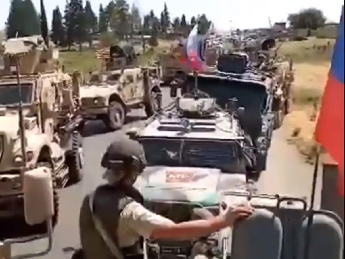 США Россия Сирия