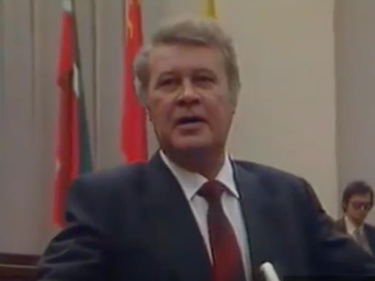 Умер АвтоВАЗ Владимир Каданников