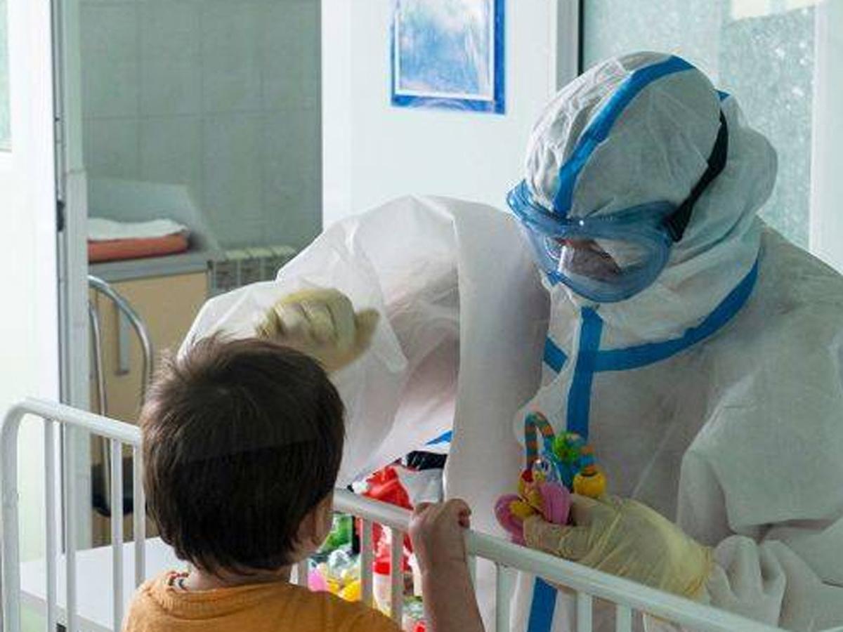 ВОЗ вакцинация детей