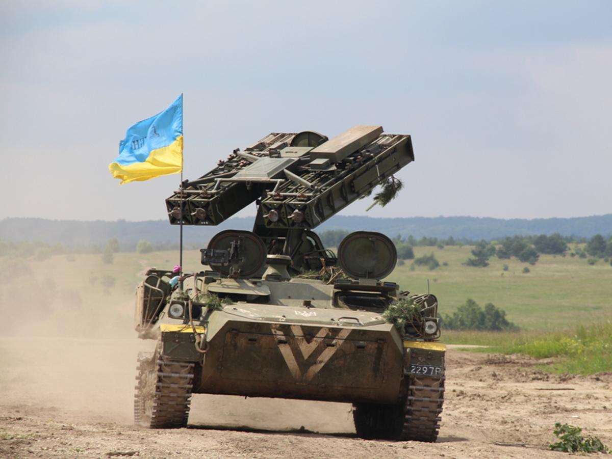 ВСУ ПВО