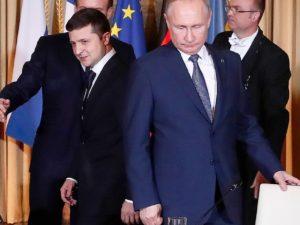 «Что ты нам мешаешь?»: Путин впервые обозначил роль Зеленского в мировой политике
