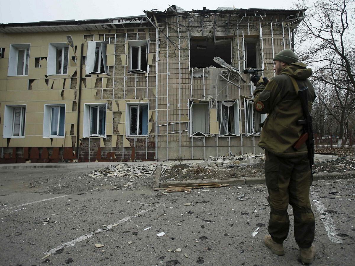 После обстрела ВСУ под Донецком погибли четверо военных ДНР, есть раненные