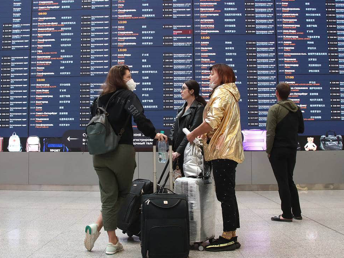 авиасообщение с Турцией в июле