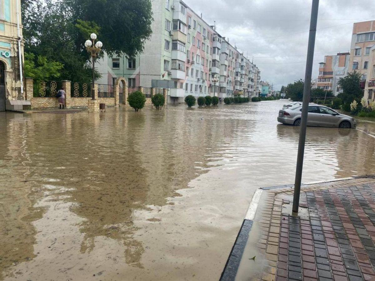 Видео потопа в Керчи посмотрели более 88 тысяч человек