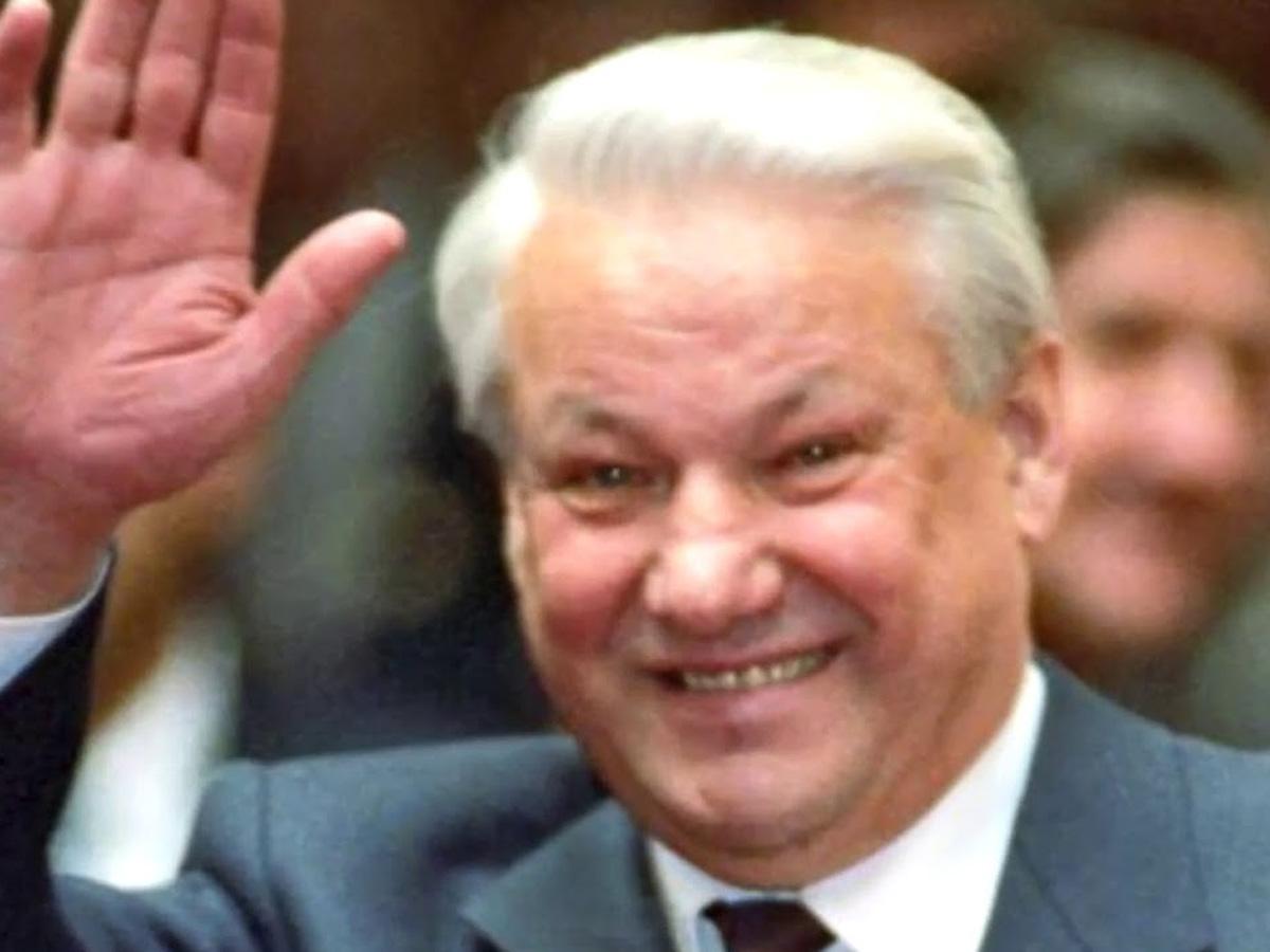 предатели президента Ельцина