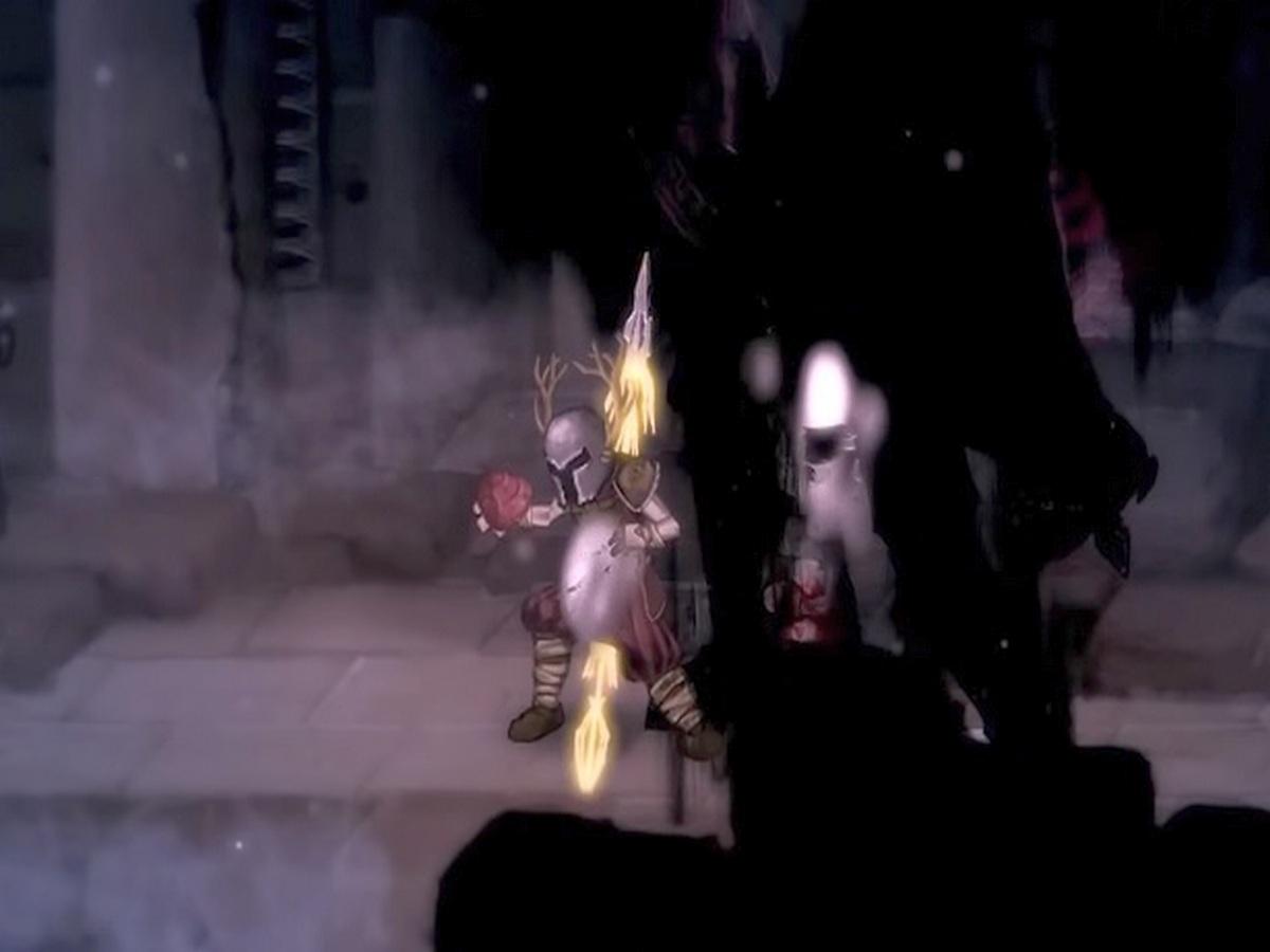 Трейлер игры Salt and Sacrifice собрал более 5 тысяч просмотров в Сети