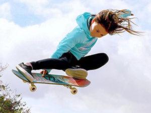 12-летняя спортсменка имеет все шансы победить на Олимпиаде
