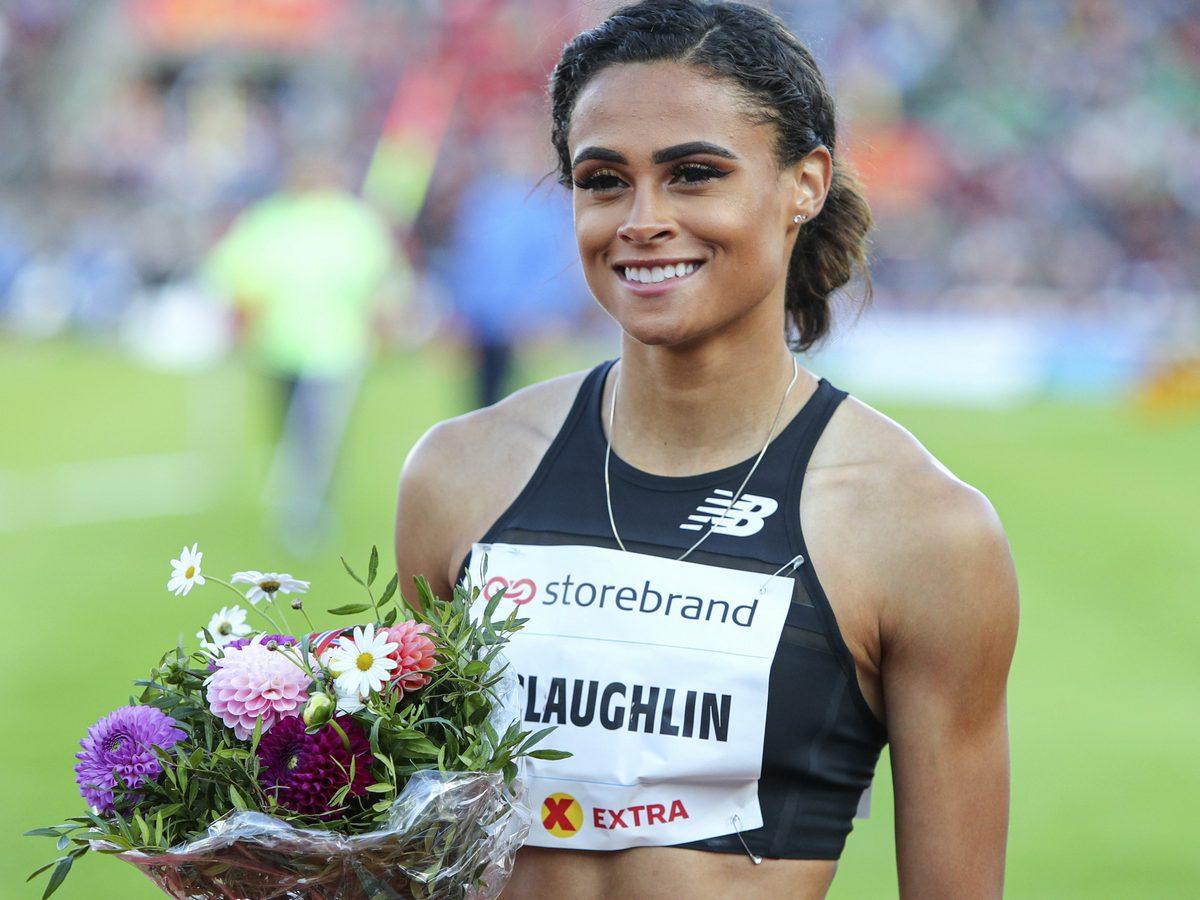 Американская спортсменка пробежала 400 метров за 52 секунды